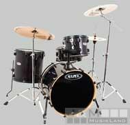 Mapex Drumset VX-4265B Black