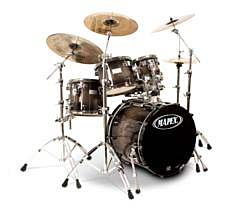 Mapex Set Orion BM-522XTK Ebony Burst