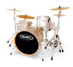 Mapex Set Pro-M PM-426SASS Platinum Sparkle