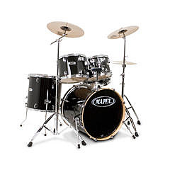Mapex Set VX-5255APB Polished Black