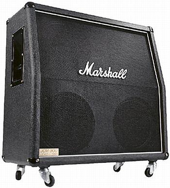 Marshall 1960 A Gitarrenbox 4x12 - Showroom