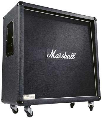 Marshall 1960 BV Vintage Box 4x12