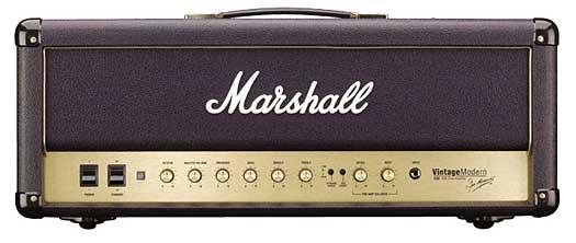 Marshall 2266 Vintage Modern Topteil 50 W