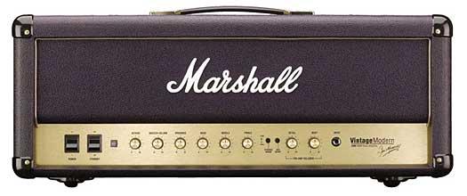 Marshall 2466 Vintage Modern Topteil 100 W
