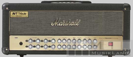 Marshall AVT-150 HXT Tribute Topteil