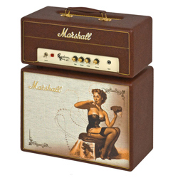 Marshall Betty Halfstack