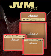 Marshall JVM Stack Limited Edition 2008 JVM 205 H / 1960 TV