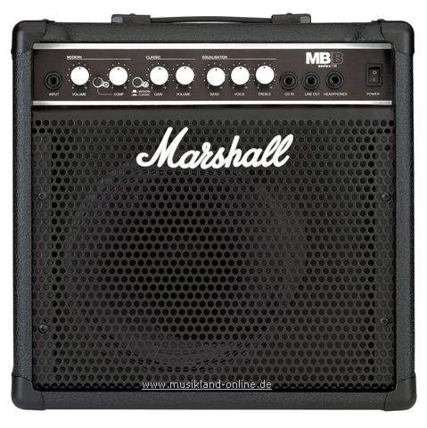 Marshall MB-15 Bass Combo