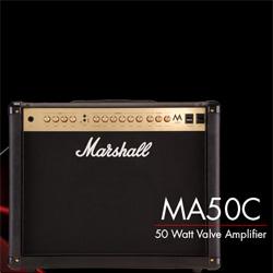 Marshall MA-50 C Vollröhrencombo