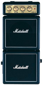 Marshall MS-4 Microbe Full Stack