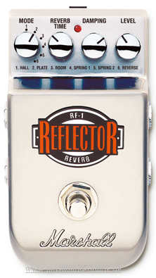 "Marshall RF-1 ""Reflector"" Stereo Reverb"