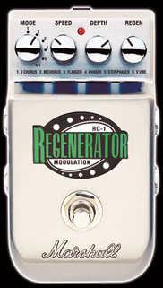 "Marshall RG-1 ""Regenerator"" Stereo Modulation"
