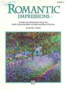 Martha Mier: Romantic Impressions Vol.3