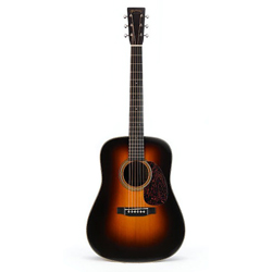 Martin HD-28 Sunburst Westerngitarre
