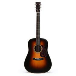 Martin HD-28 Sunburst Westerngitarre