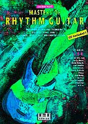 Masters of Rhythm Guitar, AMA Verlag