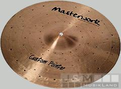 Masterwork Custom Pointer Crash 18''