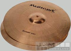 Masterwork Resonant Hi Hat 14''