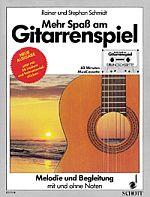 Mehr Spaß am Gitarrenspiel