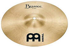 08'' Splash Byzance trad BYZANCE, SPLASH TRADITIONAL FINISH MEINL