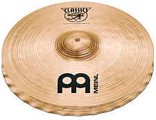 "Meinl Classics 13"" Medium Soundwave Hi Hat C13MSW"