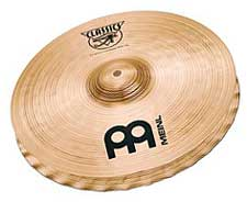 "Meinl Classics 14"" Medium Soundwave Hi Hat C14MSW"