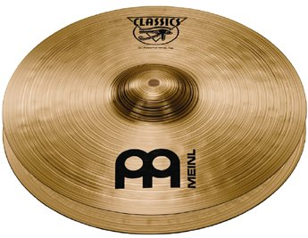 "Meinl Classics 14"" Power Hi Hat"