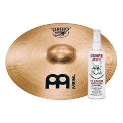 "Meinl Classics Medium Ride 22"" inkl. Groove Juice"