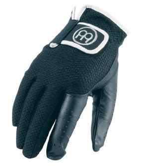 Meinl DG-10 M Drummer Handschuhe schwarz