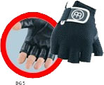 Meinl DG-5 M Drummer Handschuhe