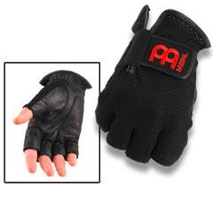 Meinl Drummer Gloves MDGFL-XL BK fingerlos