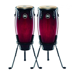 Meinl Headline Conga Wine Red Burst 10""