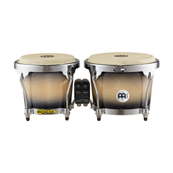 Meinl MB400BKMB Bongoset Black Maple Burst