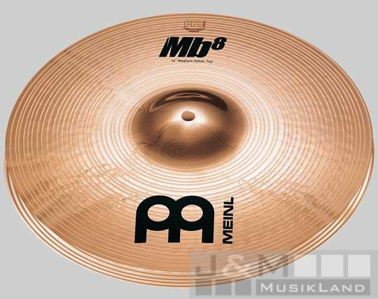 Meinl MB8 Medium HiHat 14""