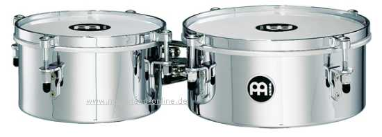 Meinl MIT-810CH Timbales Set