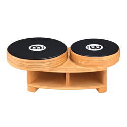 Meinl PBCA1NT-EBK-M Bongo Cajon Forward Sound Projection