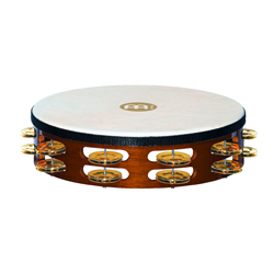 Meinl TAH2B-AB Hand Holz Tambourines