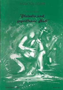 Melodie und gegriffener Baß