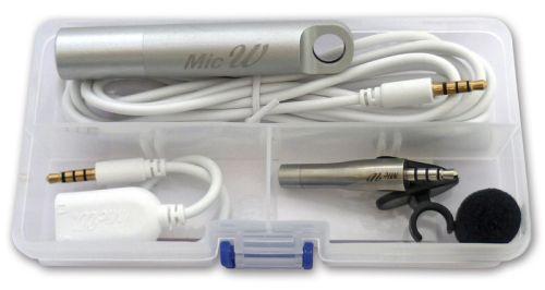 MicW i436 Mini-Mikrofon Kugel SET