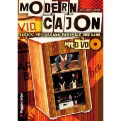 Modern Cajon DVD