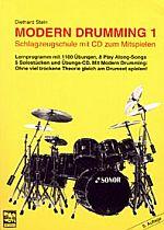 Modern Drumming, Bd.1 mit CD