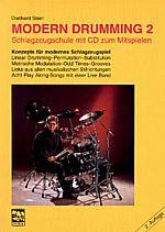 Modern Drumming, Bd.2 mit CD