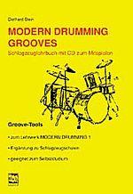 Modern Drumming Grooves mit CD