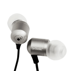 Multisonus Audio H-Bombz In-Ear Silver