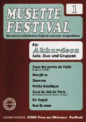 Musette Festival Bd.1
