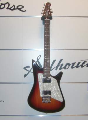Music Man Albert Lee HH RW RetroBurst