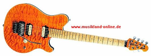 Music Man Axis TGD-MH