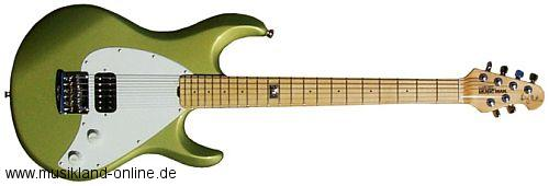 Music Man Benji Madden Signature green