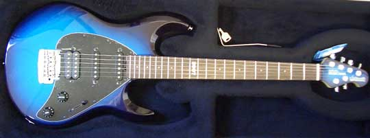 Music Man Silhouette Special LTD 07