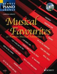 Musical Favourites inkl. CD